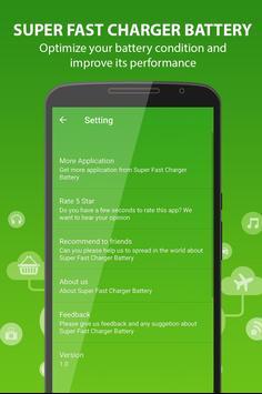 Super Fast Charger Battery screenshot 6