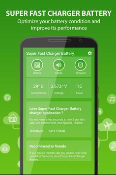 Super Fast Charger Battery screenshot 1