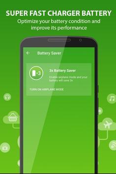 Super Fast Charger Battery screenshot 2
