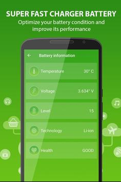 Super Fast Charger Battery screenshot 3