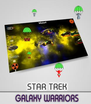 Galaxy warriors of Startrek screenshot 1