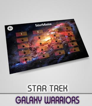 Galaxy warriors of Startrek screenshot 2