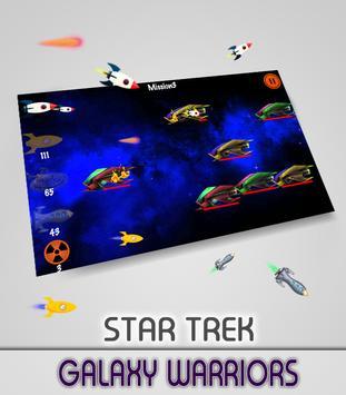 Galaxy warriors of Startrek screenshot 3