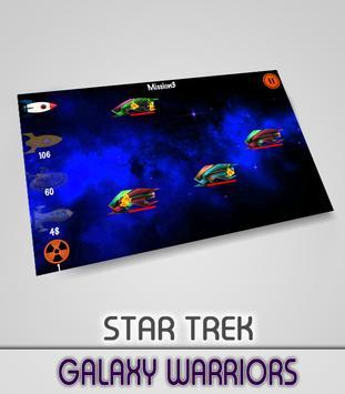 Galaxy warriors of Startrek screenshot 4