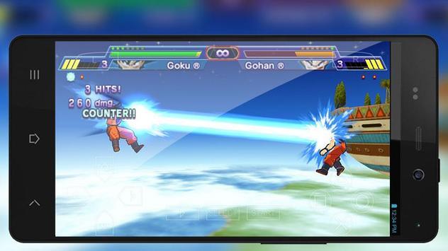 Dragon Goku Super Saiyan Warrior apk screenshot