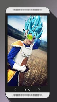 Super Saiyan Hero Camera Style screenshot 1
