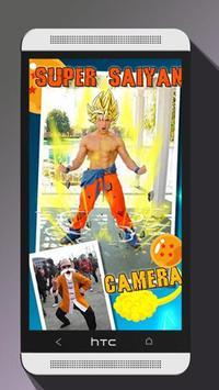 Super Saiyan Hero Camera Style screenshot 2