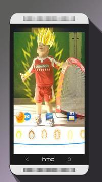 Super Saiyan Hero Camera Style screenshot 4