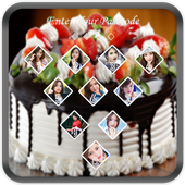 Cake Lock Screen icon