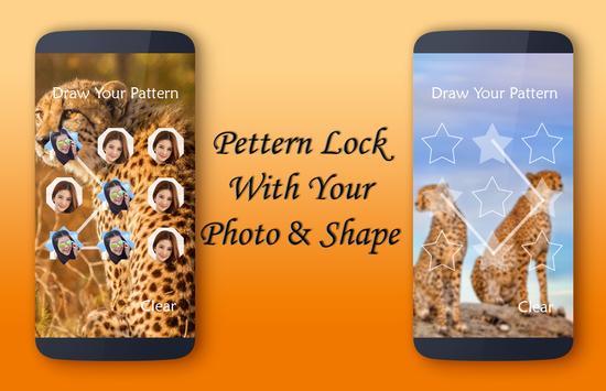 Cheetah Lock Screen apk screenshot