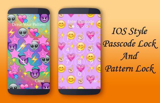 Emoji Lock Screen apk screenshot
