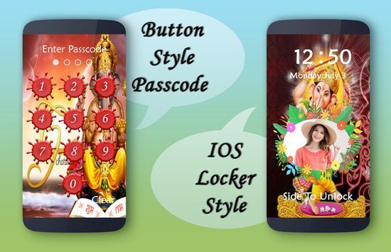 Ganesh Chaturthi Lock Screen poster