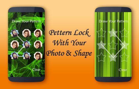 Green Lock Screen apk screenshot