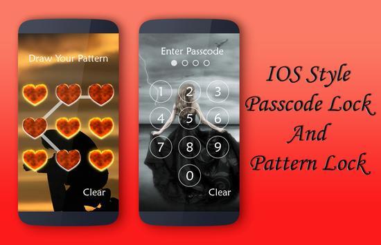 Lonely Lock Screen apk screenshot