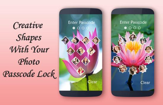 Lotus Lock Screen screenshot 1