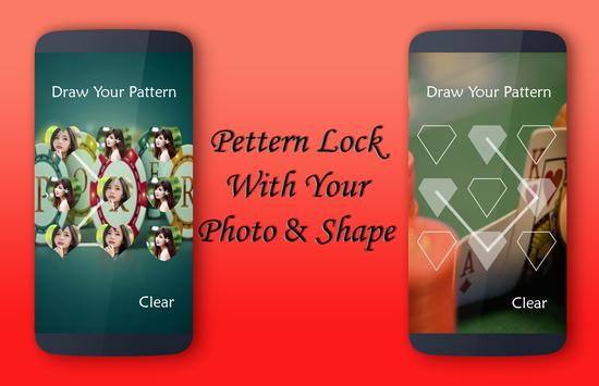 Poker Lock Screen apk screenshot