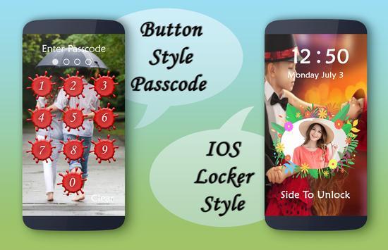 Romantic Lock Screen poster