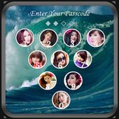 Water Wave Lock Screen icon