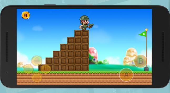Super Soldier Adventure apk screenshot