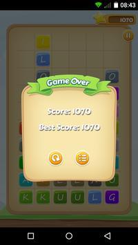 Word Fall Puzzle apk screenshot