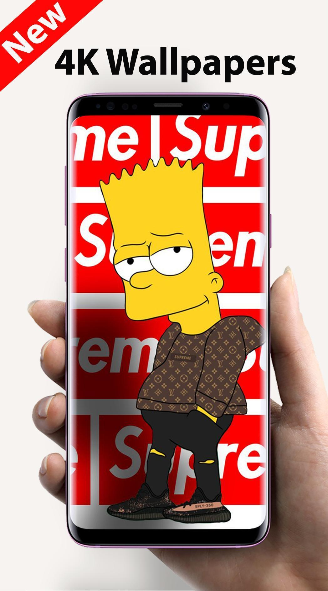 Supreme Wallpapers Hd 4k Edm Ringtones For Android Apk