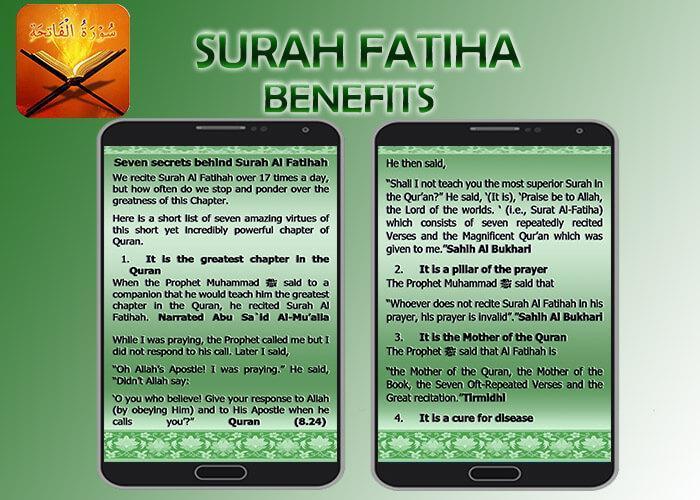Surah Fatiha for Android - APK Download