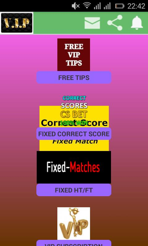 SURE CORRECT SCORE TIPS for Android - APK Download