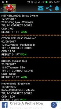 ... cup betting tips (4:2)) WIN Tychy Leczna 1 1.80 (2:0)) WIN Waalwijk  G.A. Madeira Covilha 1 1.90 (1:0)) WIN DATE MATCH TIP ODD RESULT WIN/LOST  Eindhoven ...