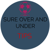 Sure Over/Under Tips icon