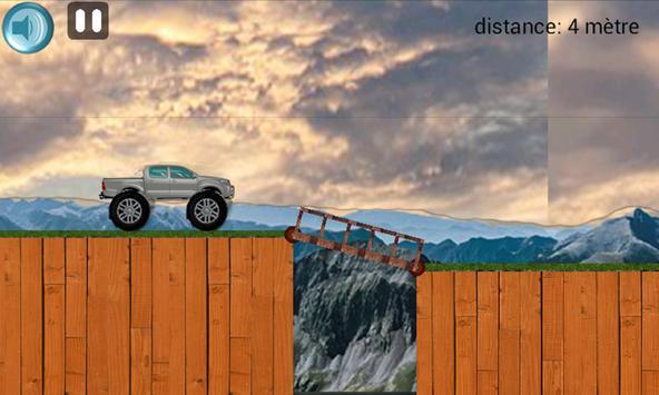 Combler le mur Car Bridge screenshot 1