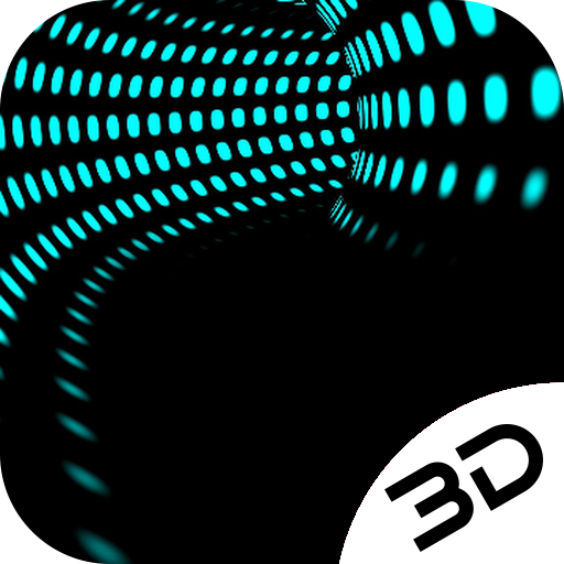 Surreal Time Tunnel Live 3D Wallpaper