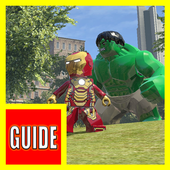 KEYGUIDE LEGO Marvel Super Heroes icon