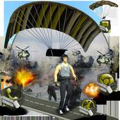 3D survival soldier theme icon