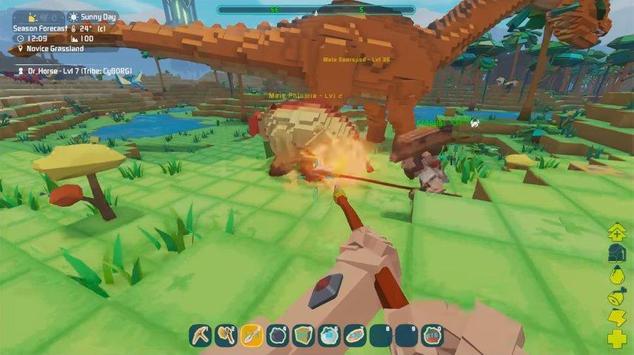 تنزيل لعبة GUIDE: ARK Survival Evolved - PixARK Game 1 0 6 للموبايل