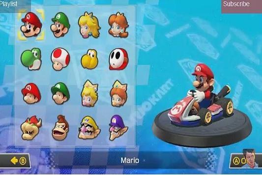 New Mario Kart 8 Guide poster