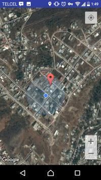 GPS Ubicación de Dispositivo Móvil apk screenshot