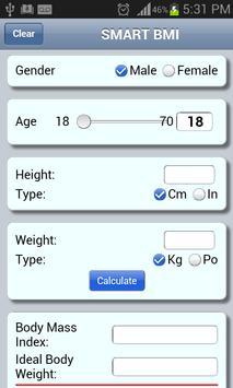 SMART BMI poster