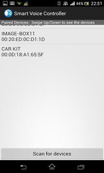 Smart Voice Controller screenshot 2