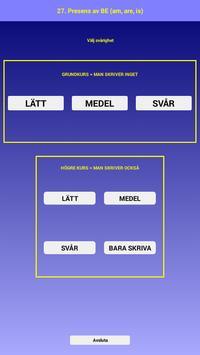 Engelsk Grammatik Övningar poster