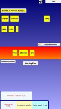Engelsk Grammatik Övningar screenshot 1