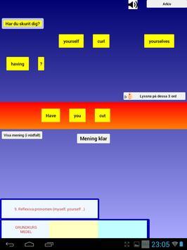 Engelsk Grammatik Övningar screenshot 6