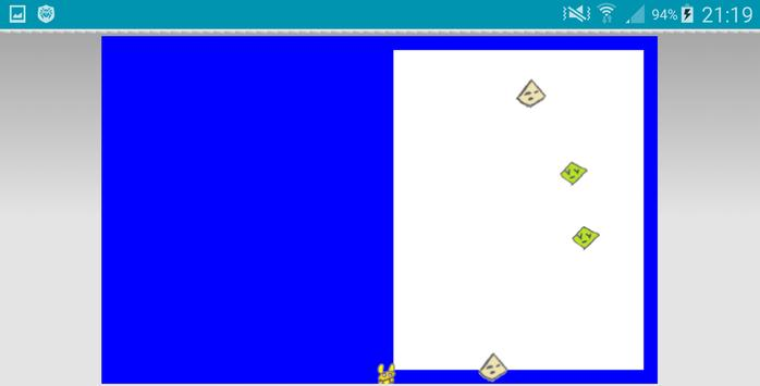 Хомячок скриншот приложения