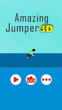 Amazing Jumper 3D poster