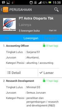 ECC UGM apk screenshot