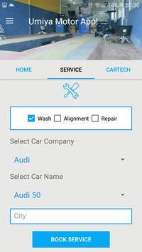 Umiya Motors screenshot 3