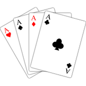 2 Player Card Game icon