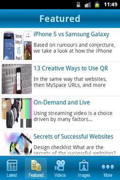 Tech World screenshot 5