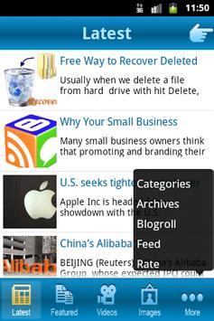 Tech World screenshot 2