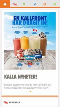 Burger King® Sverige poster