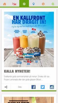 Burger King® Sverige screenshot 2